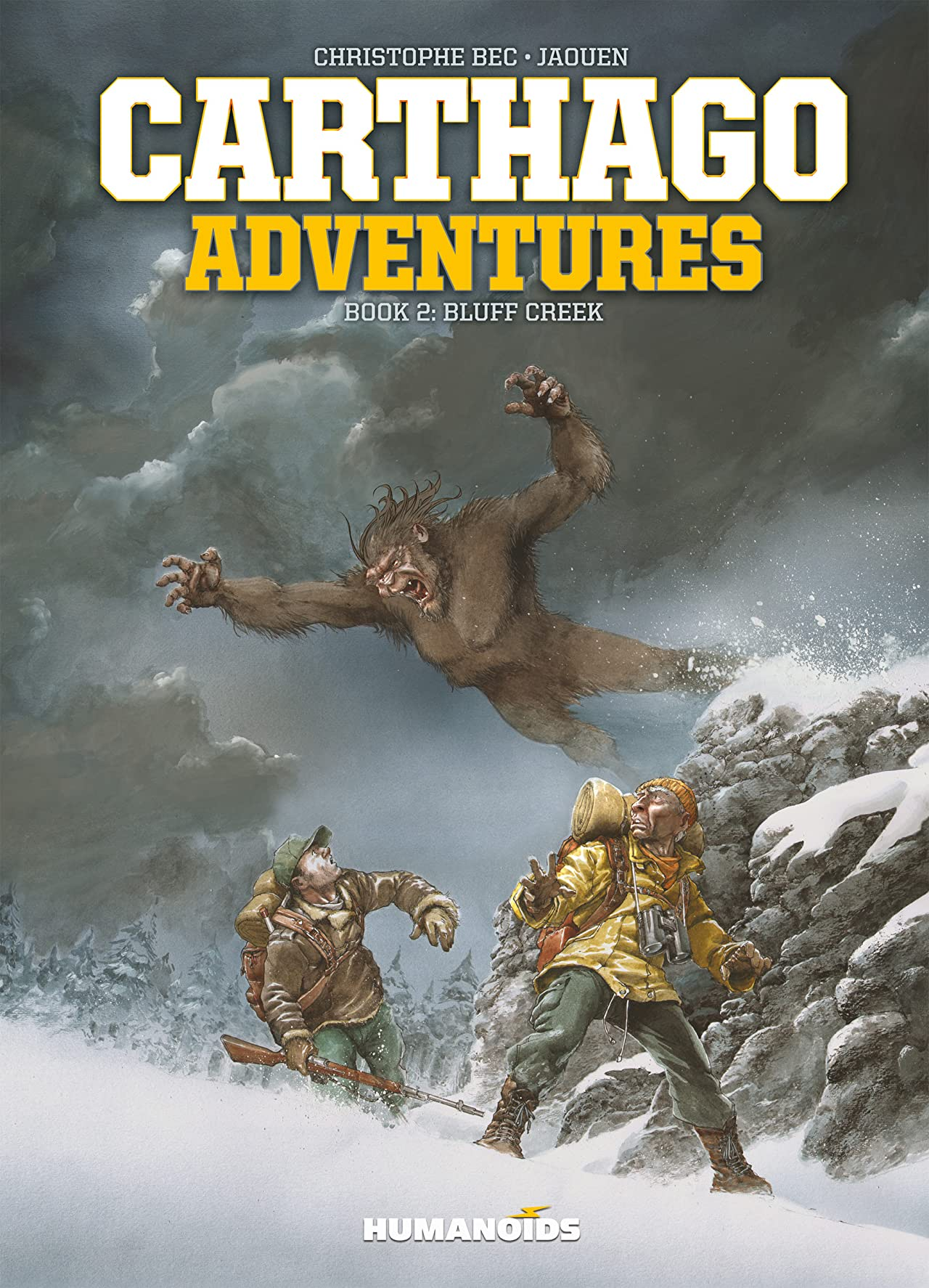 Carthago Adventures Tome 2: Bluff Creek