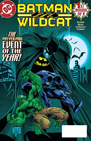 Batman/Wildcat (1997) #1