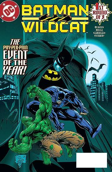 Batman/Wildcat (1997) #1