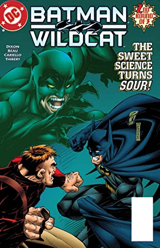 Batman/Wildcat (1997) #2