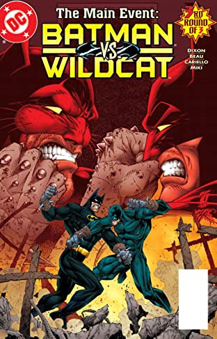 Batman/Wildcat (1997) #3