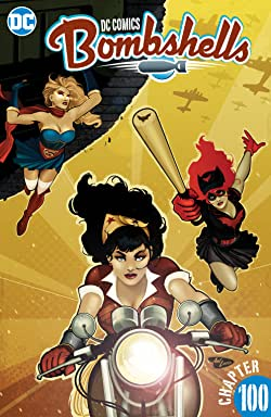 DC Comics: Bombshells (2015-2017) #100