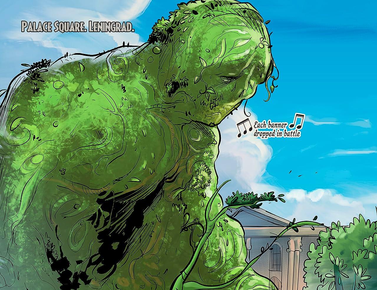 DC Comics: Bombshells (2015-2017) #100