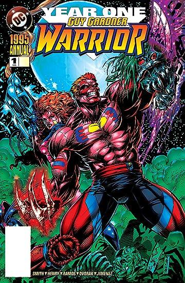 Guy Gardner: Warrior (1992-1996): Annual #1