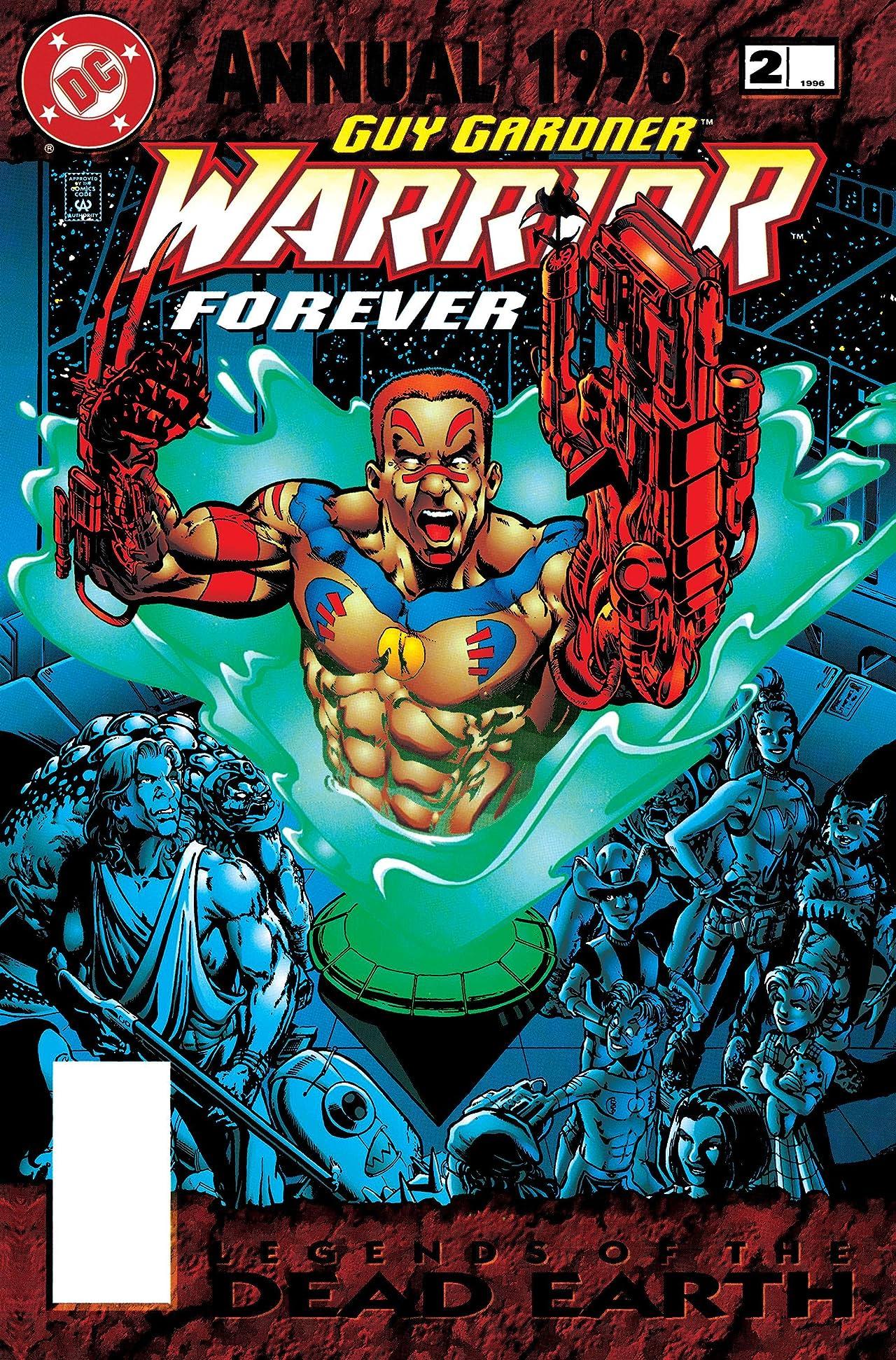 Guy Gardner: Warrior (1992-1996): Annual #2