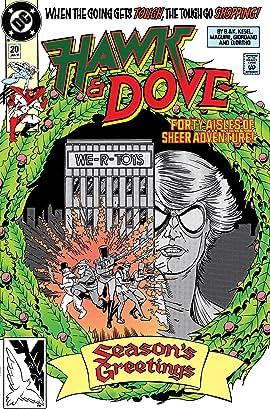 Hawk and Dove (1989-1991) #20