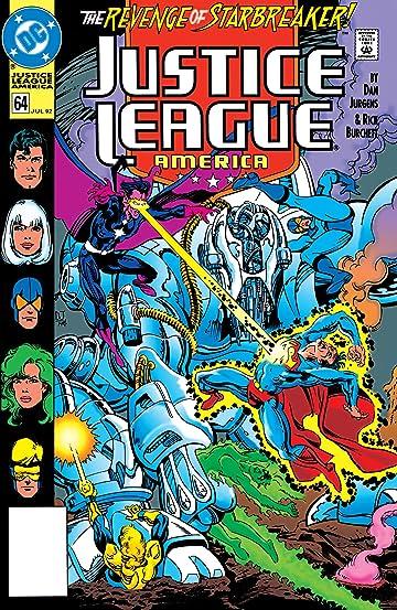 Justice League America (1987-1996) #64