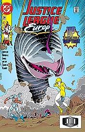 Justice League Europe (1989-1993) #24
