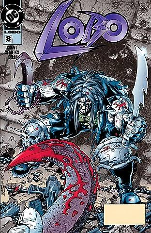 Lobo (1993-1999) #8
