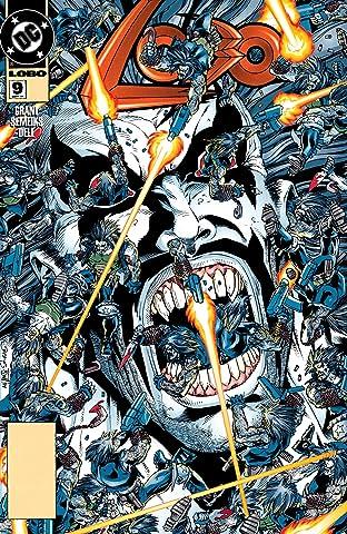 Lobo (1993-1999) #9