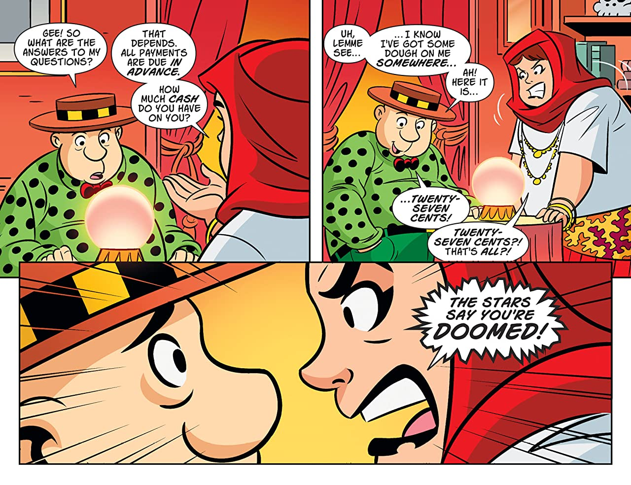 Scooby-Doo Team-Up (2013-) #53