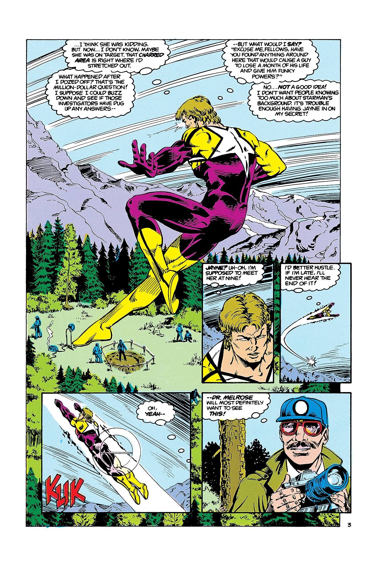Starman (1988-1992) #2