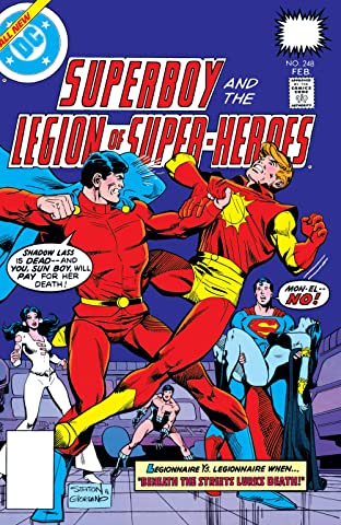 Superboy and the Legion of Super-Heroes (1949-1979) #248