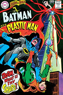 The Brave and the Bold (1955-1983) #76