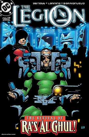 The Legion (2001-2004) #17