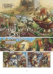 Tykko des Sables Vol. 2: La cité engloutie