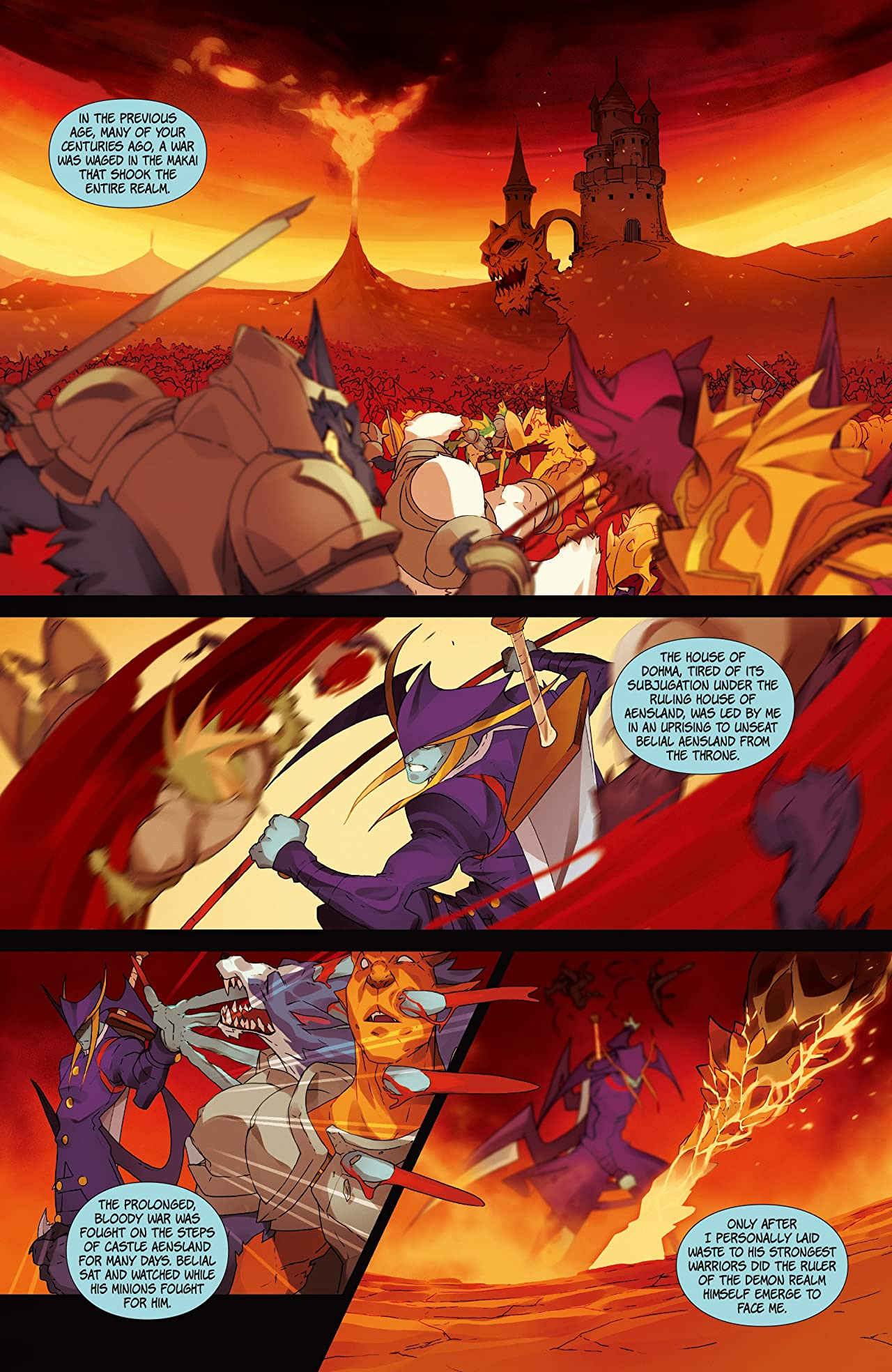 Street Fighter VS Darkstalkers #4 (of 8)