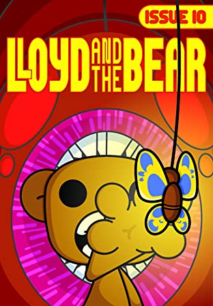 Lloyd and the Bear #10