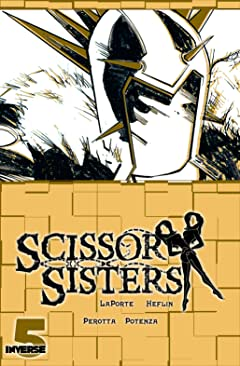 Scissor Sisters #5
