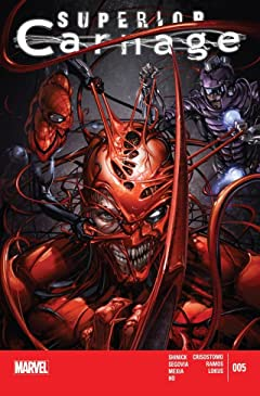Superior Carnage #5 (of 5)