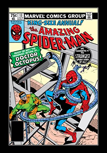 Amazing Spider-Man (1963-1998) Annual #13