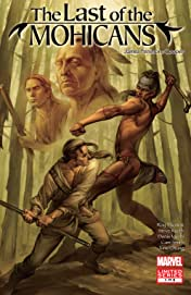 Marvel Illustrated: Last of the Mohicans (2007) #1 (of 6)