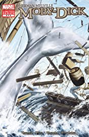 Marvel Illustrated: Moby Dick (2008) #6 (of 6)