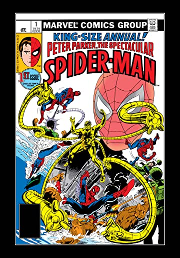 Peter Parker, The Spectacular Spider-Man (1976-1998) Annual #1