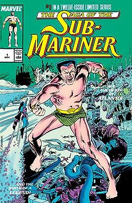 Saga of the Sub-Mariner (1988-1989) #1 (of 12)
