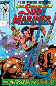 Saga of the Sub-Mariner (1988-1989) #2 (of 12)