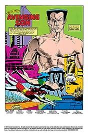 Saga of the Sub-Mariner (1988-1989) #2 (of 12)