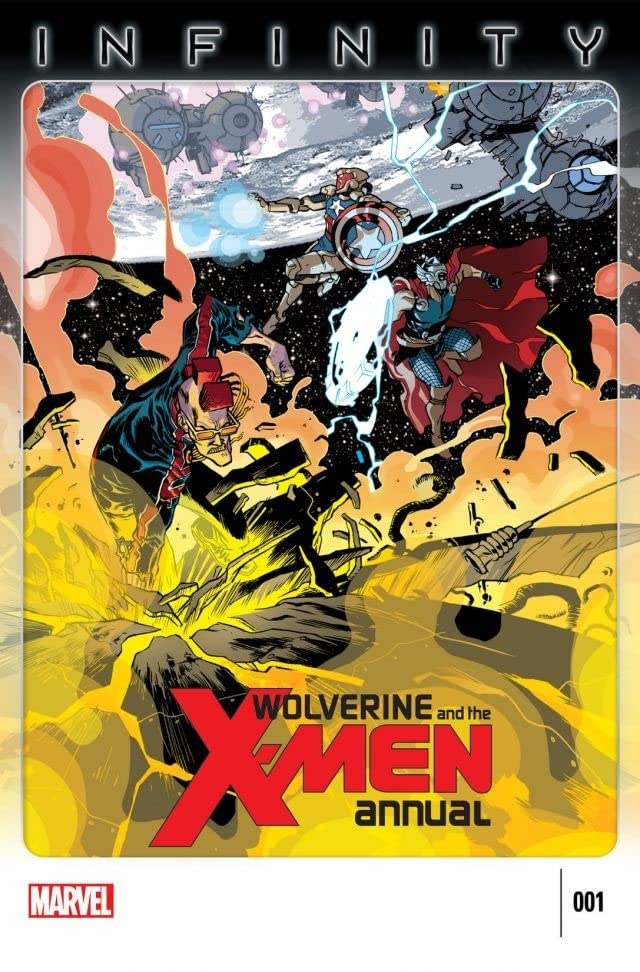 Wolverine and the X-Men Annual #1