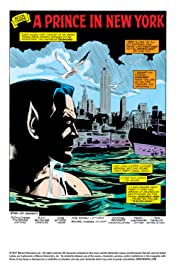 Saga of the Sub-Mariner (1988-1989) #3 (of 12)