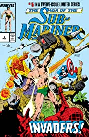 Saga of the Sub-Mariner (1988-1989) #5 (of 12)