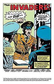 Saga of the Sub-Mariner (1988-1989) #5 (of 12)