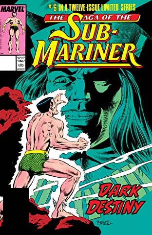 Saga of the Sub-Mariner (1988-1989) #6 (of 12)