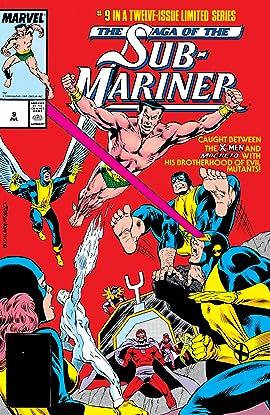 Saga of the Sub-Mariner (1988-1989) #9 (of 12)
