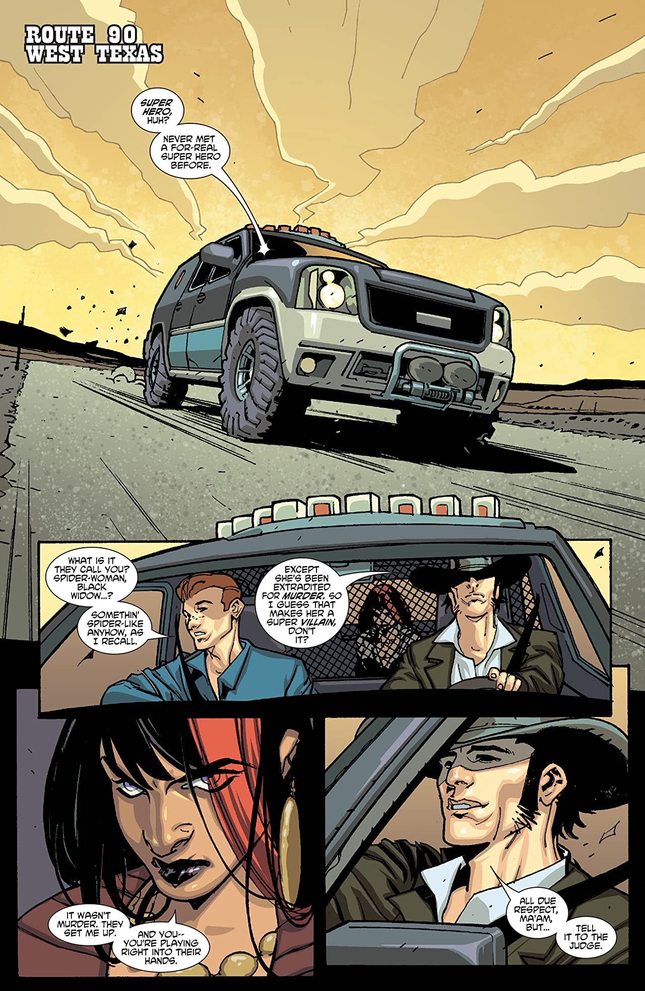 Six Guns (2011-2012) #1 (of 5)