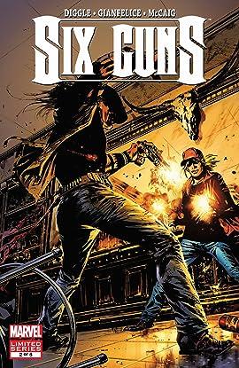 Six Guns (2011-2012) #2 (of 5)