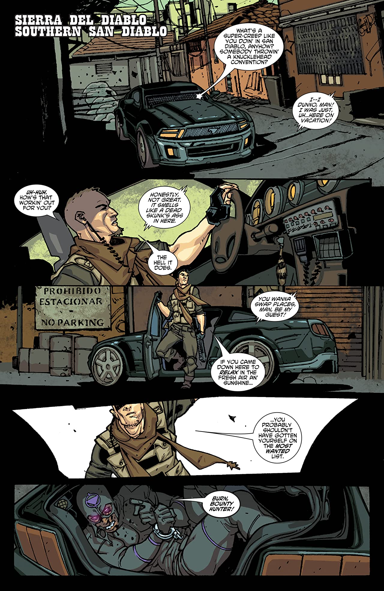 Six Guns (2011-2012) #2 (of 5)