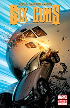 Six Guns (2011-2012) #3 (of 5)