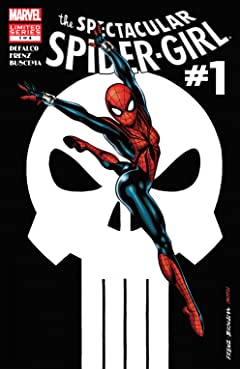 Spectacular Spider-Girl (2010) No.1 (sur 4)