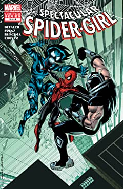 Spectacular Spider-Girl (2010) #3 (of 4)