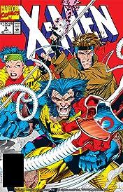 X-Men (1991-2001) #4