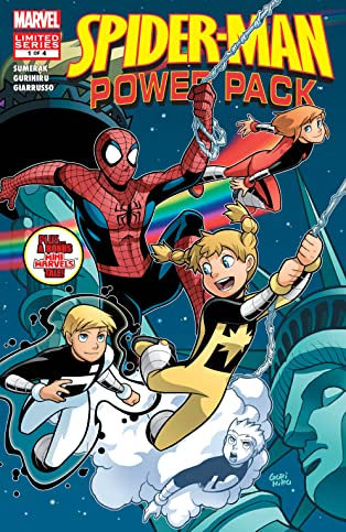Spider-Man and Power Pack (2006-2007) #1 (of 4)