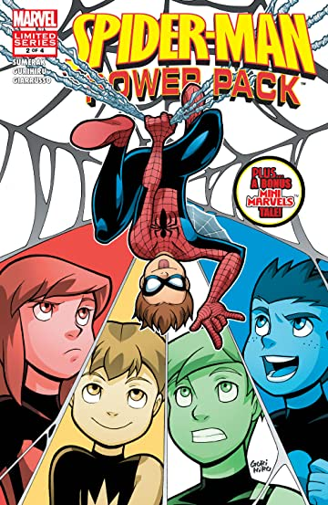 Spider-Man and Power Pack (2006-2007) #2 (of 4)