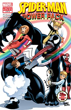 Spider-Man and Power Pack (2006-2007) #3 (of 4)