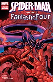 Spider-Man and the Fantastic Four (2007) #4 (of 4)