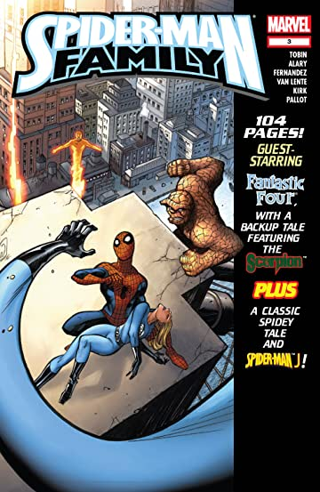 Spider-Man Family (2007-2008) #3