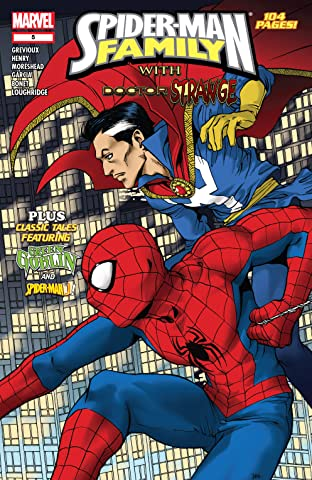 Spider-Man Family (2007-2008) #5